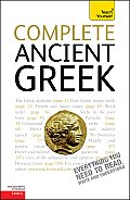 Complete Ancient Greek: A Teach Yourself Guide (Teach Yourself)