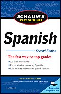 Schaum's Easy Outlines Spanish