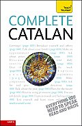 Complete Catalan A Teach Yourself Guide 3rd Edition Book