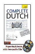 Complete Dutch with Two Audio CDs: A Teach Yourself Guide Cover