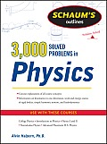 Schaum's 3,000 Solved Problems in Physics (12 Edition)