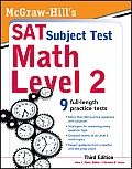 McGraw Hills SAT Subject Test Math Level 2 3rd Edition