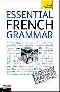 Teach Yourself Essential French Grammar