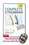 Complete Lithuanian with Two Audio CDs: A Teach Yourself Guide (Teach Yourself Language)