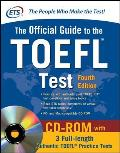 Official Guide to the TOEFL Test , 4th Edition [With CDROM] (McGraw-Hill's Official Guide to the TOEFL Ibt)