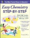 Easy Chemistry Step-By-Step (Easy Step-By-Step)
