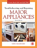 Troubleshooting & Repairing Major Appliances