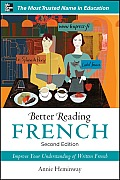 Better Reading French, 2nd Edition (Better Reading) Cover