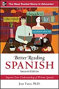 Better Reading Spanish (2ND 12 Edition) Cover