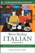 Better Reading Italian, 2nd Edition (Better Reading)