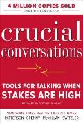 Crucial Conversations (2ND 12 Edition)