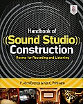 Handbook of sound studio construction; rooms for recording and listening