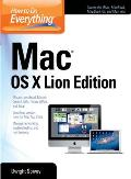 How to Do Everything Mac OS X Lion Edition