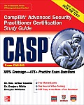 CASP CompTIA advanced security practitioner certification study guide (Exam CAS-001). (CD-ROM included)