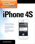 How To Do Everything Iphone 4S (12 Edition)