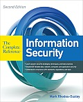 Information Security (2ND 13 Edition)