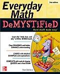 Everyday Math Demystified, 2nd Edition (Demystified)