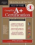 Comptia A+ Certification All-In-One Exam Guide, 8th Edition (Exams 220-801 & 220-802) (All-In-One)