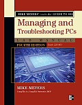 Mike Meyers Comptia A+ Guide to Managing & Troubleshooting PCs Lab Manual Fourth Edition Exam 220 801