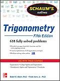 Schaum's Outline of Trigonometry: With Calculator-Based Solutions