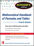 Schaum's Outline of Mathematical Handbook of Formulas and Tables