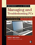 Mike Meyers' Comptia A+ Guide to Managing and Troubleshooting PCs Lab Manual, Fourth Edition (Exams 220-801 & 220-802) Cover
