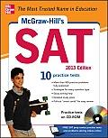 McGraw Hills SAT 2013 Edition With CDROM