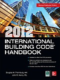 2012 International Building Code...
