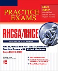 RHCSA RHCE Red Hat Linux Certification Practice Exams with Virtual Machines Exams EX200 & EX300 1st Edition