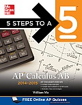 5 Steps to a 5 AP Calculus AB 2014 2015