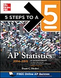 5 Steps to a 5 AP Statistics 2014 2015 Edition