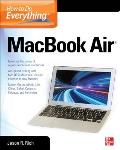 How to Do Everything Macbook Air (How to Do Everything) Cover