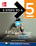 5 Steps to a 5 Ap Psychology 2014-2015