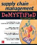 Supply Chain Management Demystified (Demystified)