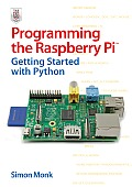 Programming the Raspberry Pi; getting started with Python