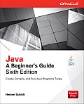 Java A Beginners Guide 6th Edition