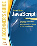 JavaScript A Beginners Guide 4th Edition