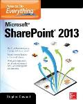 How to Do Everything Microsoft SharePoint 2013
