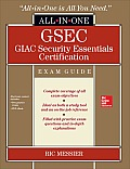Gsec Giac Security Essentials Certification All-In-One Exam Guide (All-In-One)