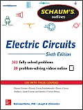 Schaum's Outline of Electric Circuits, 6th Edition (Schaum's Outlines)