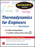 Schaum's Outline of Thermodynamics for Engineers, 3rd Edition (Schaum's Outlines)