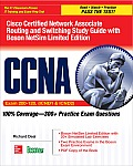 CCNA Cisco Certified Network Associate Routing and Switching Study Guide (Exams 200-120, Icnd1, & Icnd2), with Boson Netsim Limited Edition (Certification Press)