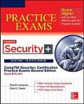 CompTIA Security+ Certification Practice Exams: (Exam SY0-401) [With CDROM]