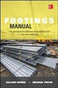 Footings Manual: Pre-Designed Foundation and Anchorage for Single Story Buildings: Pre-Designed Foundations and Anchorage for Low-Rise Buildings
