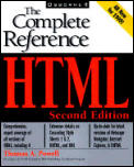 HTML The Complete Reference 2nd Edition