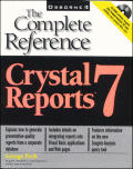 Crystal Reports 7 the Complete Reference