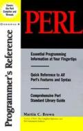Perl Programmers Reference