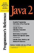 Java 2 Programmer's Reference