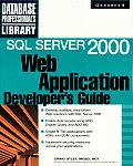 SQL Server 2000 Web Application Developer's Guide (Database Professional's Library)