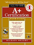A+ Certification Exam Guide 3rd Edition